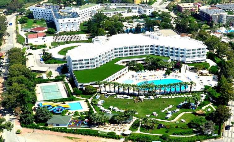 SARAY OTEL ANTALYA SİDE